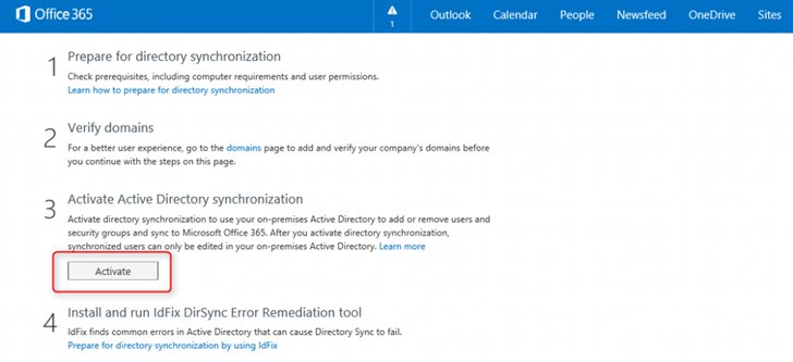 Office 365 i in adfs 3 0 ile single sign on part 2 peakup - Single sign on with office 365 ...