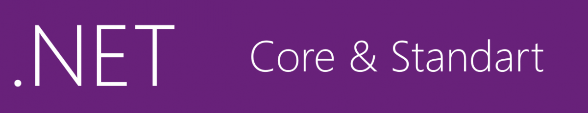 .NET Core, .NET Standart ve Felsefe Taşı – Part I
