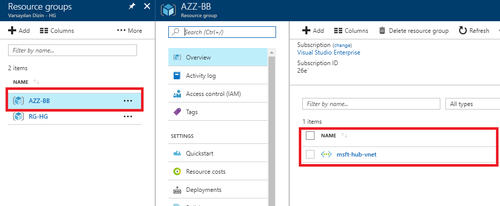 Azure Building Blocks – Part 4