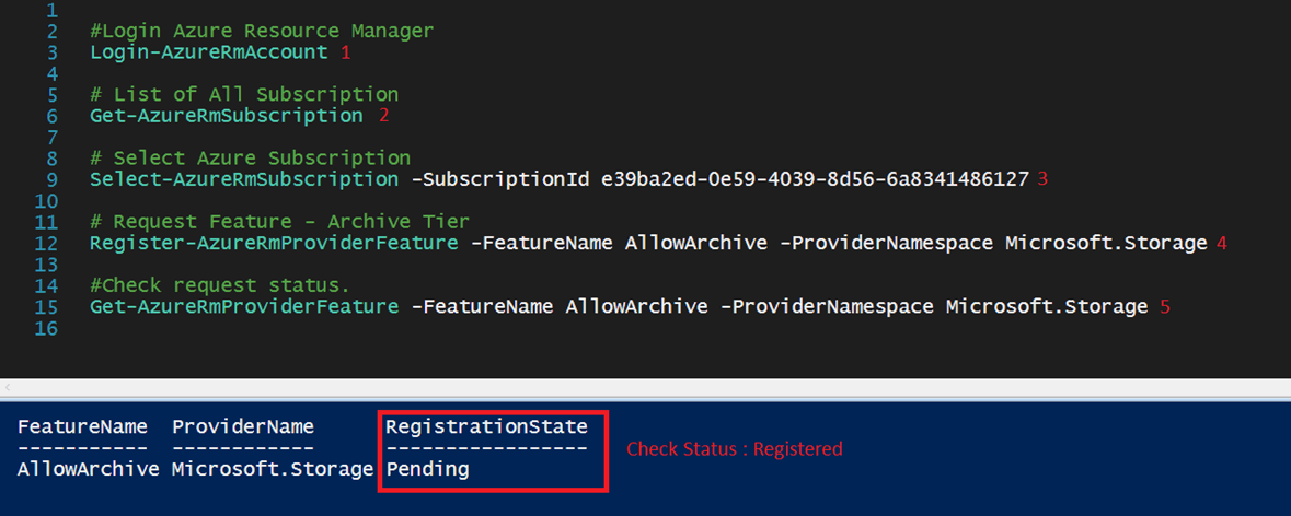 Azure Storage – Blob-Level Tiering – Part 1