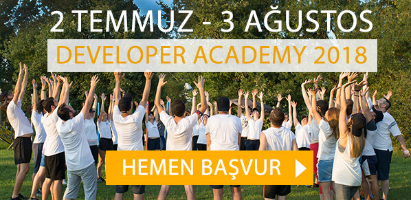 DEVELOPER ACADEMY 2018